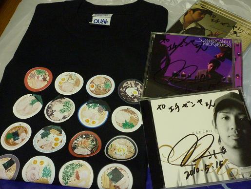 『凪』Tシャツ & ミトカツユキさんCD3枚