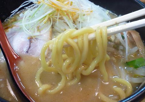 『麺処 花田』 麺リフト