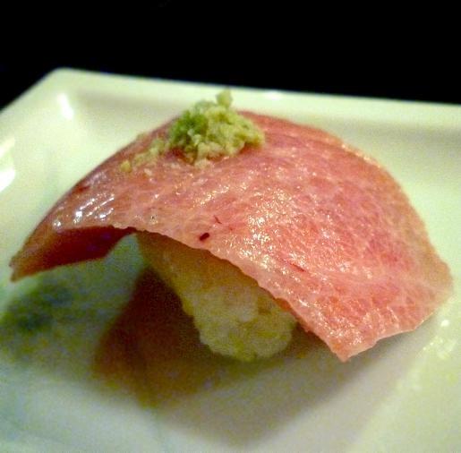 『(某所寿司店)』 1