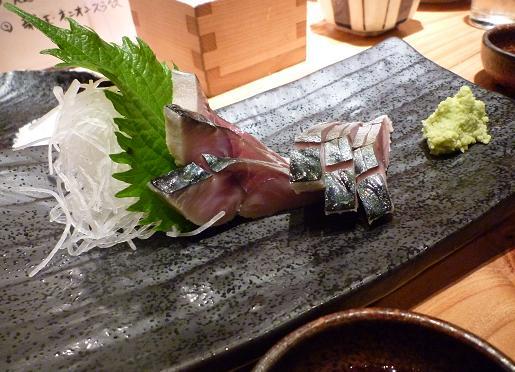 『やき鳥かつら』 酢鯖