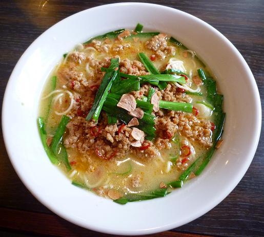 『燕』 しお台湾麺(40食限定)700円