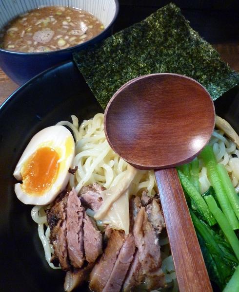 『麺屋 なごみ』 つけ麺(並盛200g) アップ