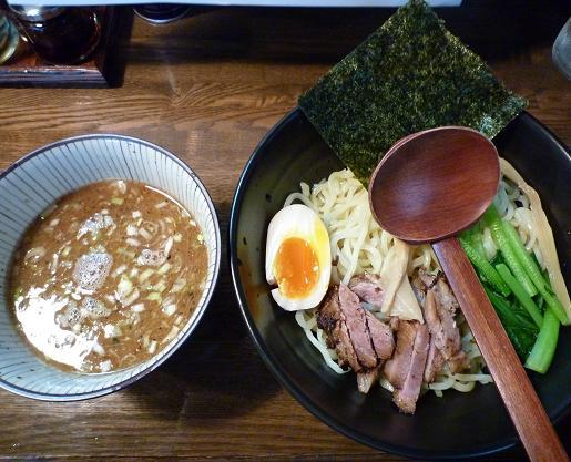 『麺屋 なごみ』 つけ麺(並盛200g) 700円