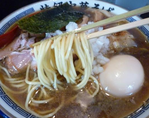 『特級中華そば 凪』 味玉特級中華そば(麺リフト) ※リニューアル後の商品