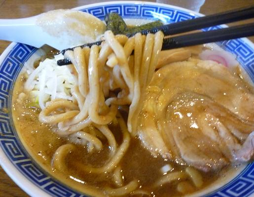 『本家 大黒屋本舗 平井店』 中華そば(昼の部・麺リフト)