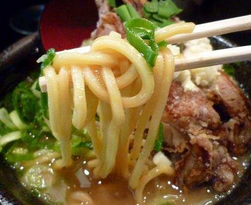 『江戸川ヌードル 悪代官』 ぬーどる(麺)