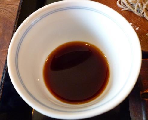 『吟八亭 やざ和』 田舎せいろ(20食限定・つけ汁アップ)