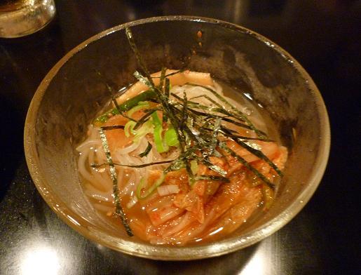 『(某焼肉店)』 ミニ冷麺(22)