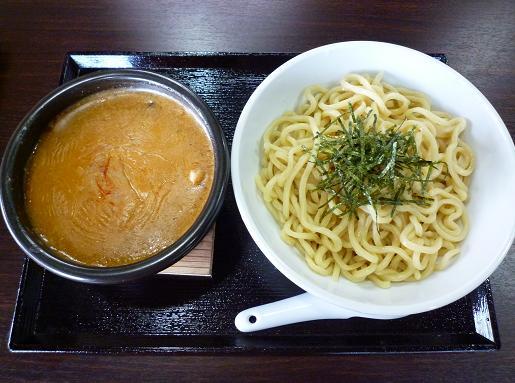 『つけ麺 らいこう』 らいこうつけ麺(750円)
