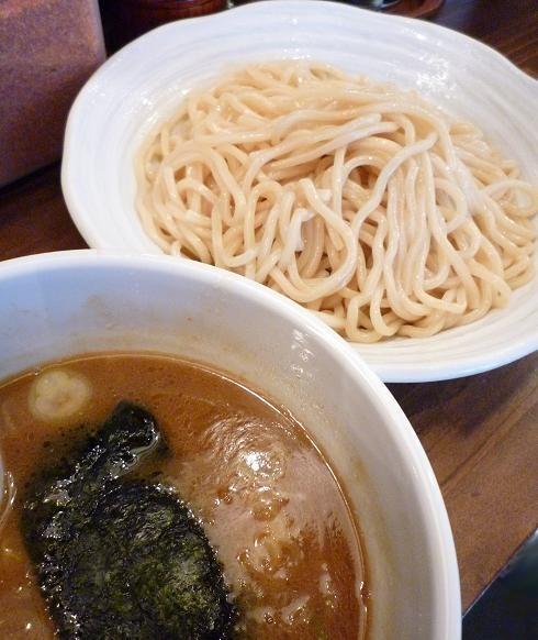 『つけ麺 表裏』 つけ麺(醤油・S250g・昼の部) アップ