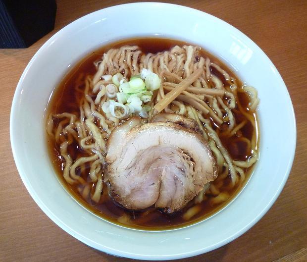『麺や 河野(こうの)』 らーめん(650円)