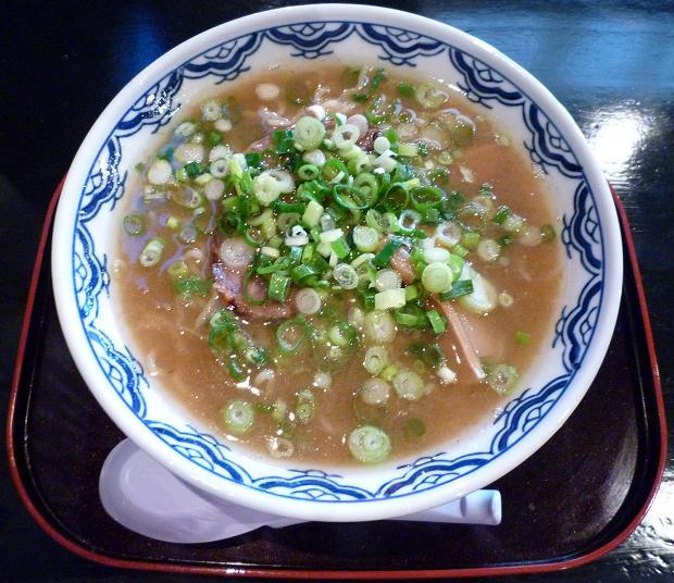 『焼きとん・ラーメン酒場 福の上』 福の上醤油(680円)