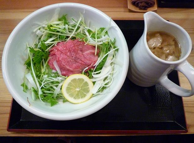 『松阪牛麺 大龍軒』 松阪牛麺(1000円)