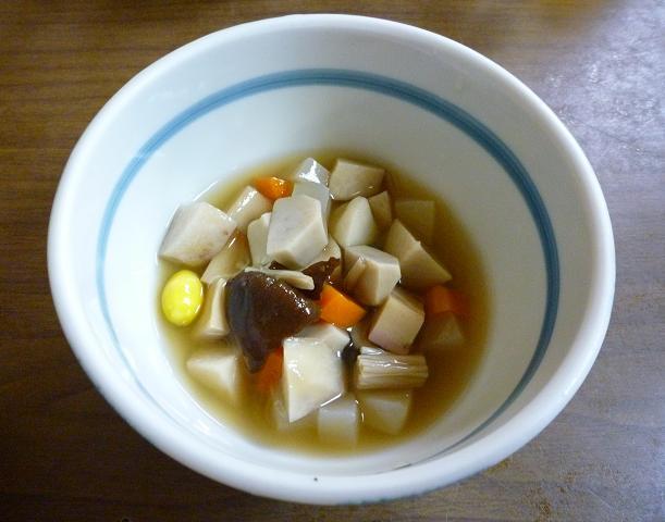 『喜ぐち』 のっぺ(420円)