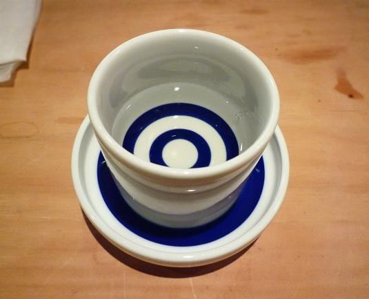 4『居酒屋 やまちゃん』 日本酒のぐい呑み