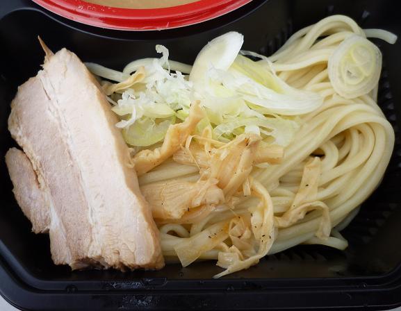 『つけ麺 道@大つけ麺博』 道の細つけ麺(女子盛り) 麺