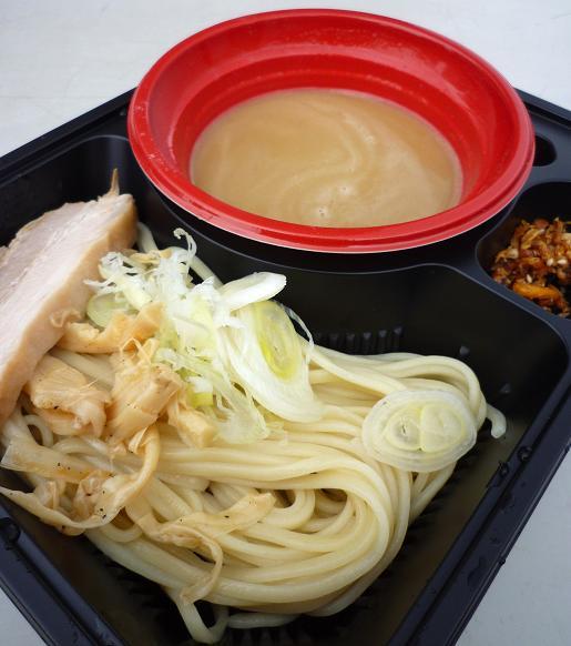 『つけ麺 道@大つけ麺博』 道の細つけ麺(女子盛り・700円)