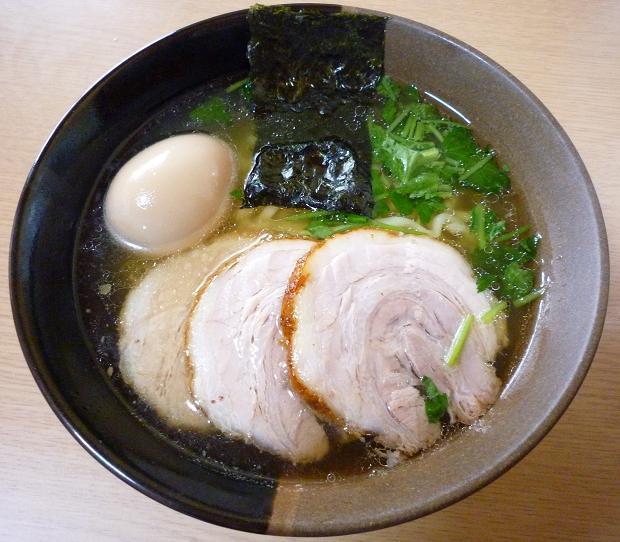 『春紀』 メギスらーめん(690円)