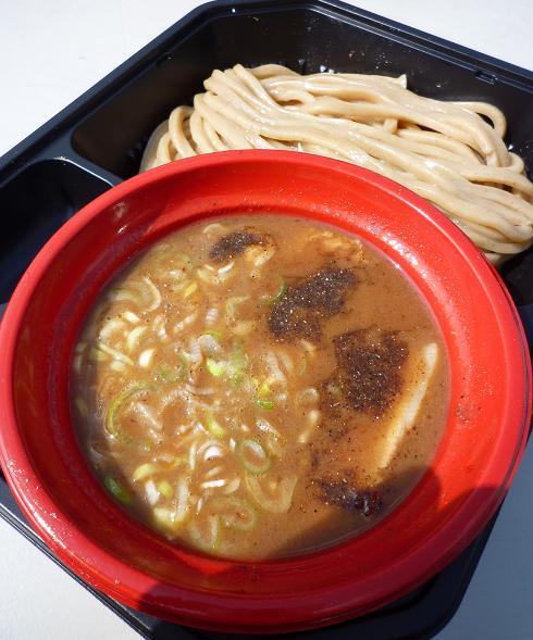 『中華蕎麦 とみ田@大つけ麺博2010秋』 厳選国産小麦(女子盛) 700円