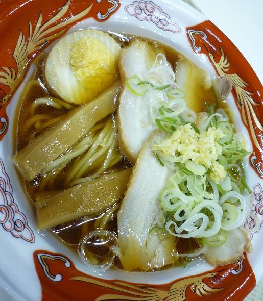 「ラーメン産業展2010」 横浜麺コレクション2010(『ラーメン凪』 ラーメンBC230 アップ)