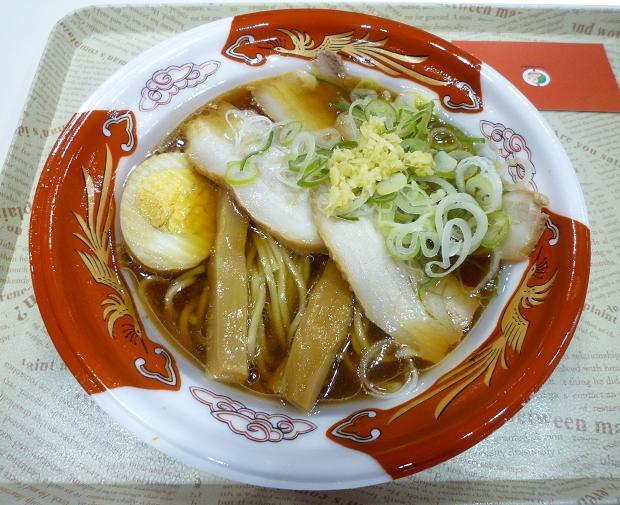 「ラーメン産業展2010」 横浜麺コレクション2010(『ラーメン凪』 ラーメンBC230 800円)