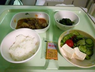 2010年10月26日(火)夕食