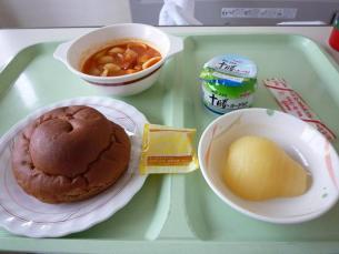 2010年10月26日(火)朝食