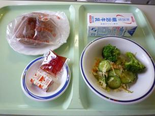 2010年10月30日(土)朝食