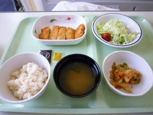 2010年10月30日(土)昼食