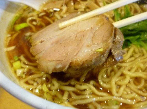 『ら~麺 もぐや』 醤油ら~めん(チャーシュー)