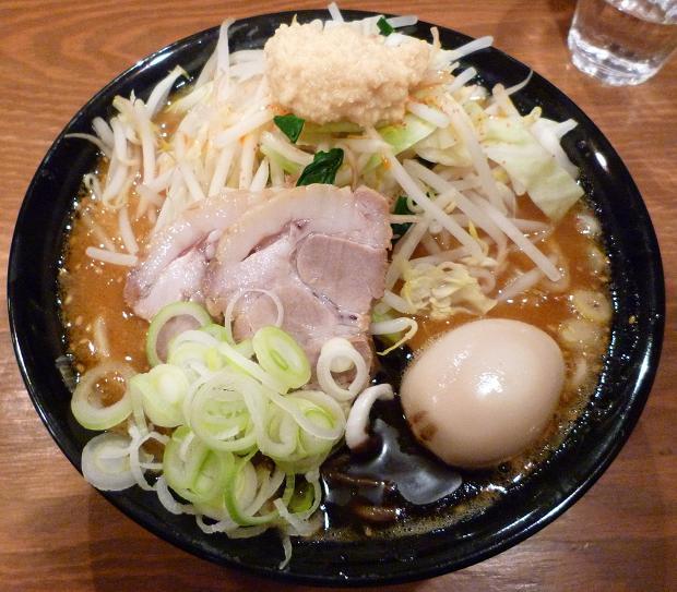 『麺屋 天翔』 濃こく味噌らーめん(期間限定・850円)