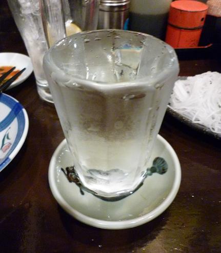 『鳥新』 日本酒