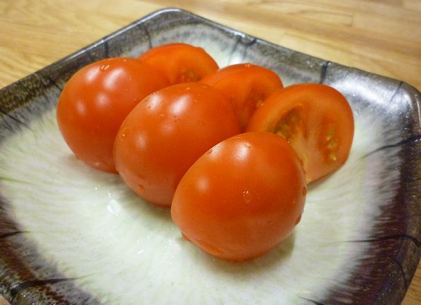 『コーナーアオト』 トマト