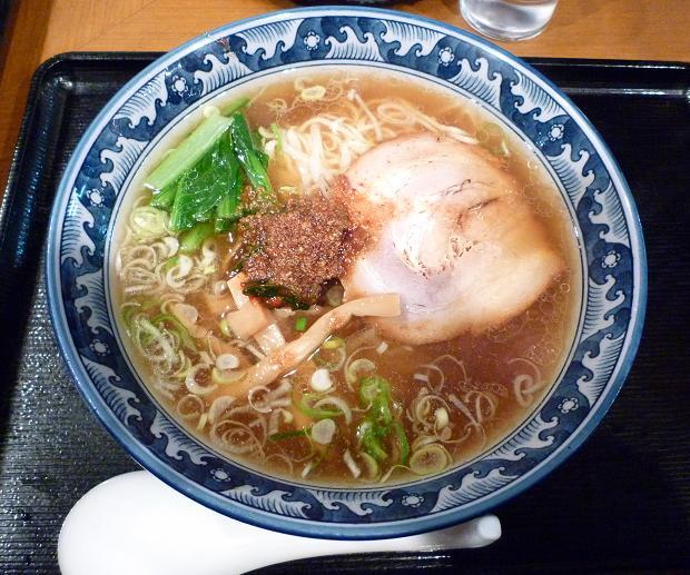 『麺・粥 けんけん』 けんけん香麺(760円)