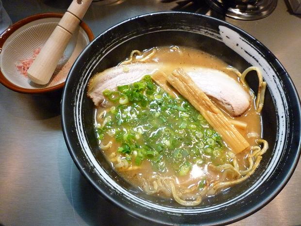 『焼麺 つるぎ(劔)』 焼麺(150g・750円)
