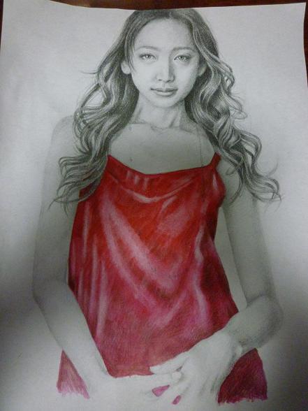 2011年正月用イラスト(描きかけ-4)