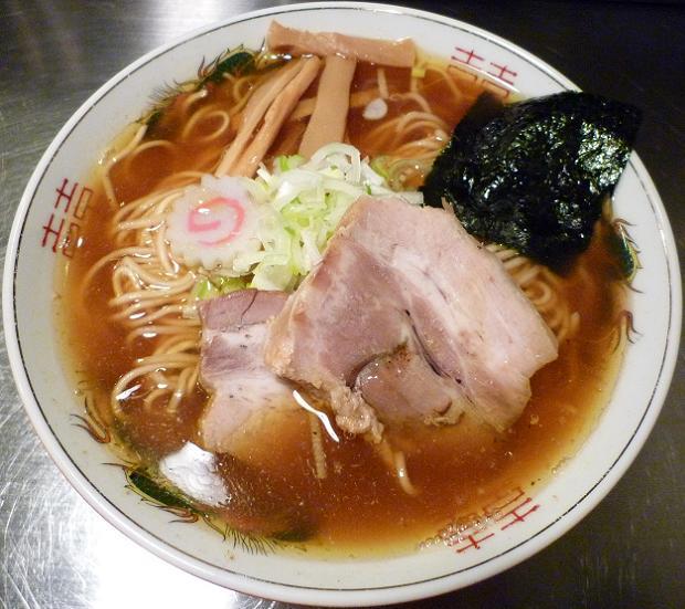 『池麺 KINGKONG』 中華そば(700円)