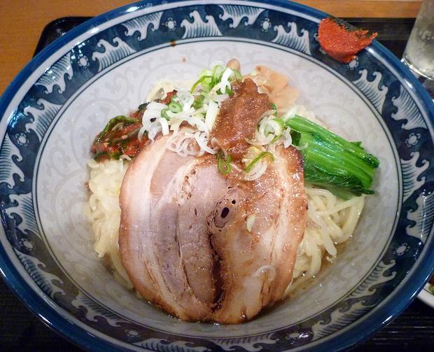 『麺・粥 けんけん』 油香麺(760円)