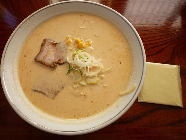 『中華そば あんどう亭』 牛乳味噌ラーメン(?円)