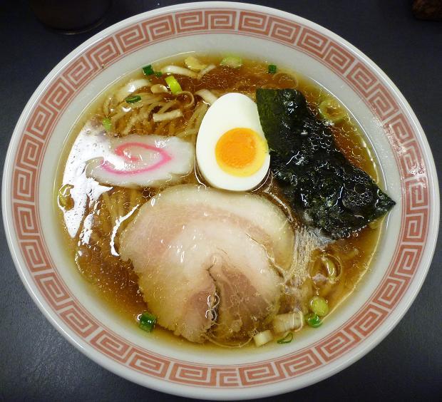 『ラーメン 大至』 至(きわみ)ラーメン (ラーナビ限定・1000円)