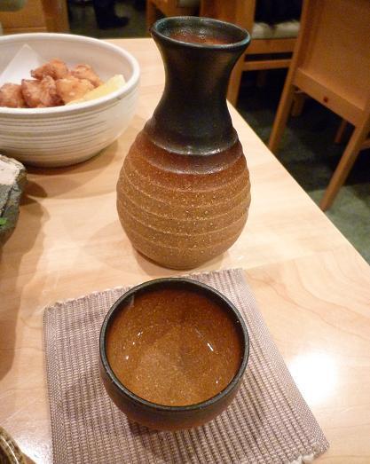 『灯』 期間限定の日本酒