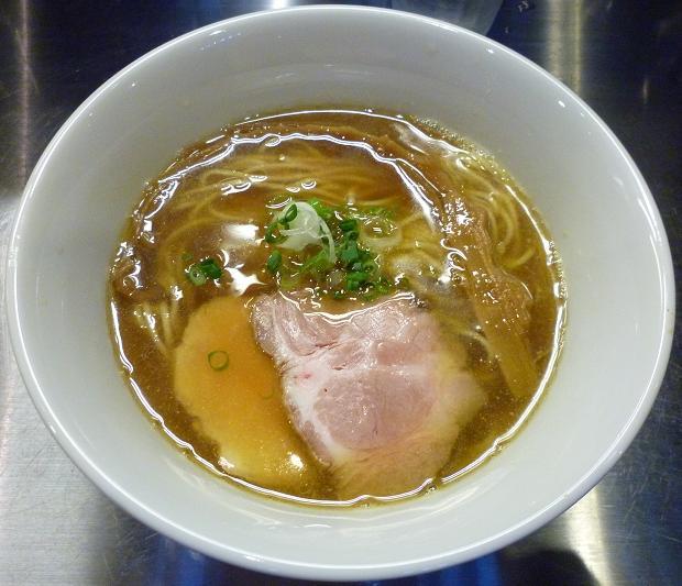 『麺創研かなで 改』 煮干らーめん(700円)