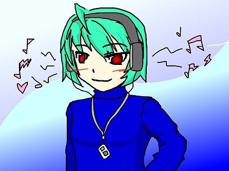 オリジナル_音楽お姉さん