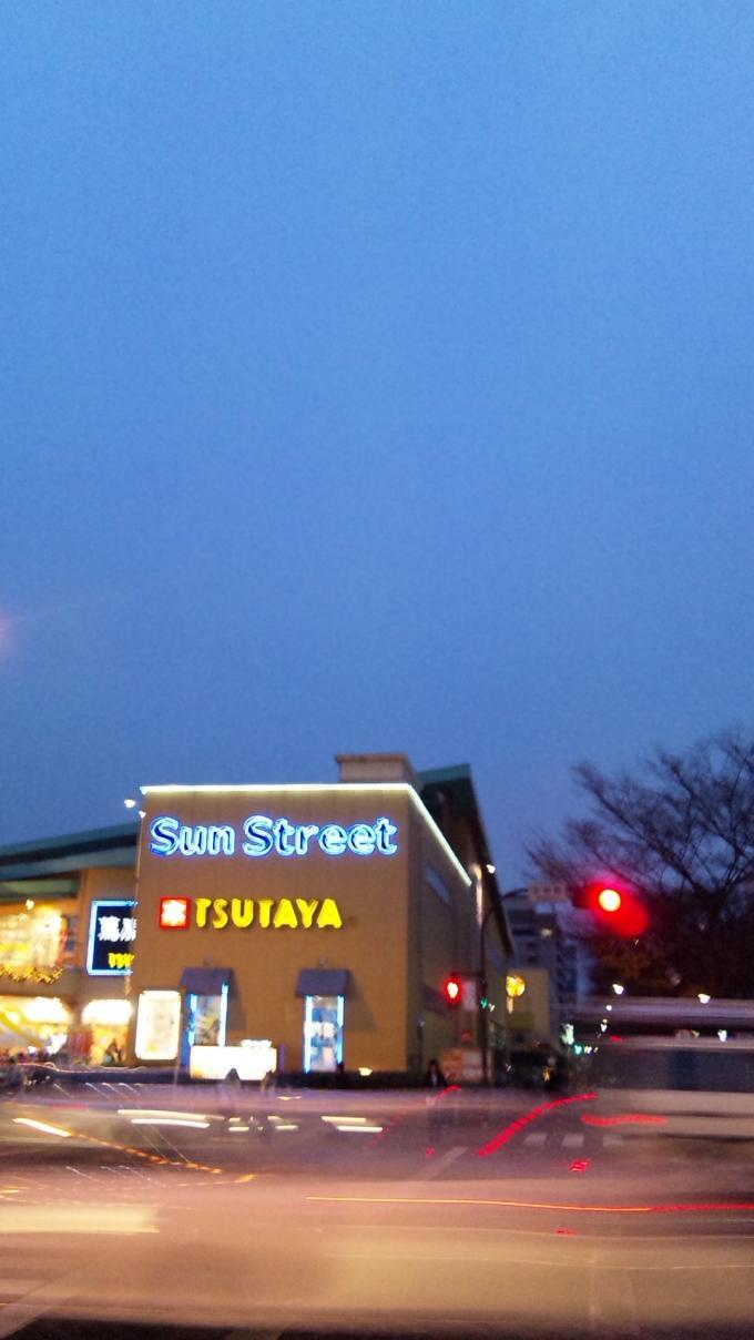 夕方の空_20101216