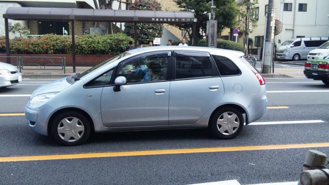 MITSUBISHI Colt Plus_20101219