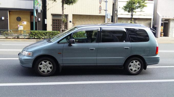 HONDA 初代 オデッセイ_20101219