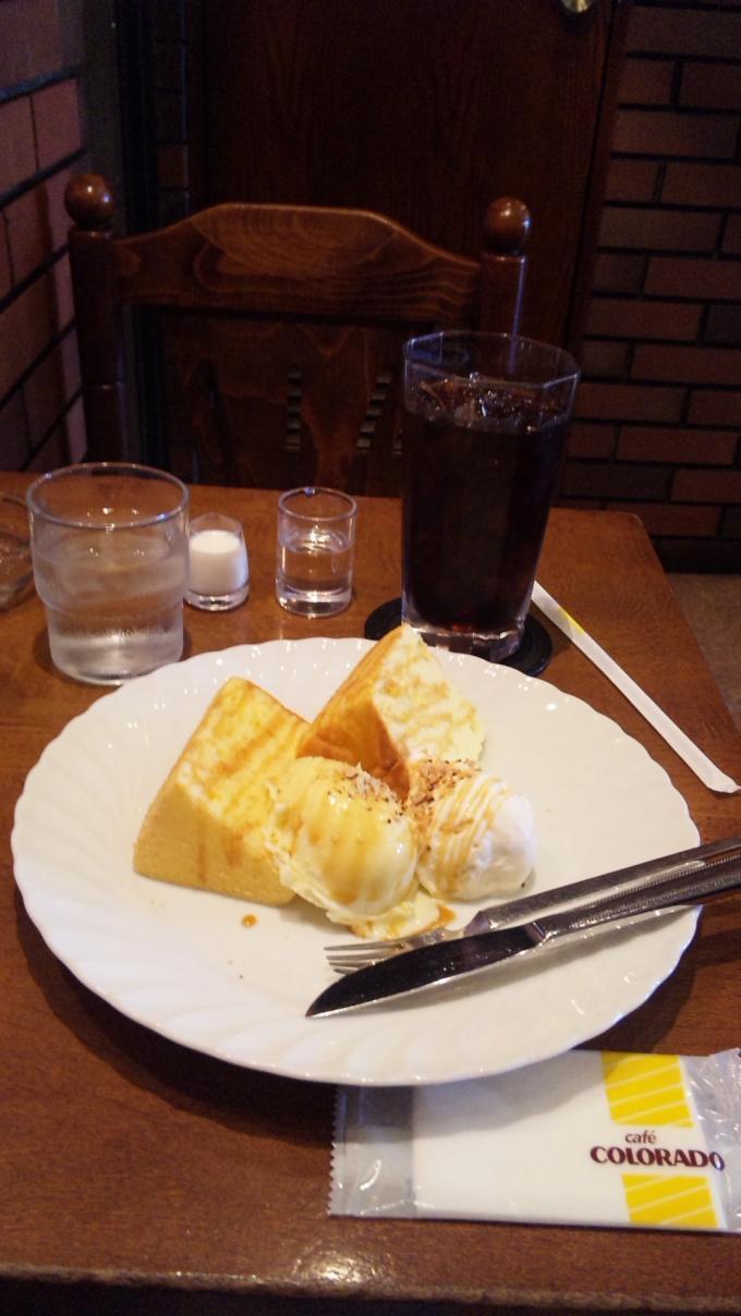 Caramel Sifon Cake_20101222
