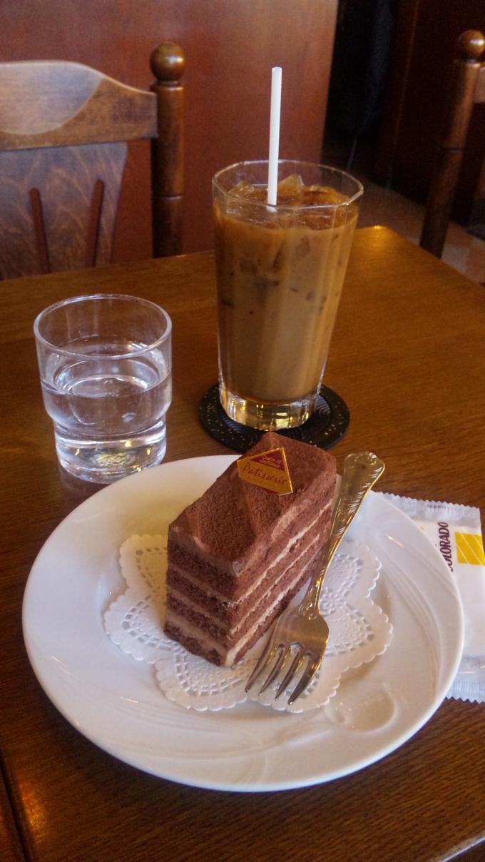 Choco Cake_20101223