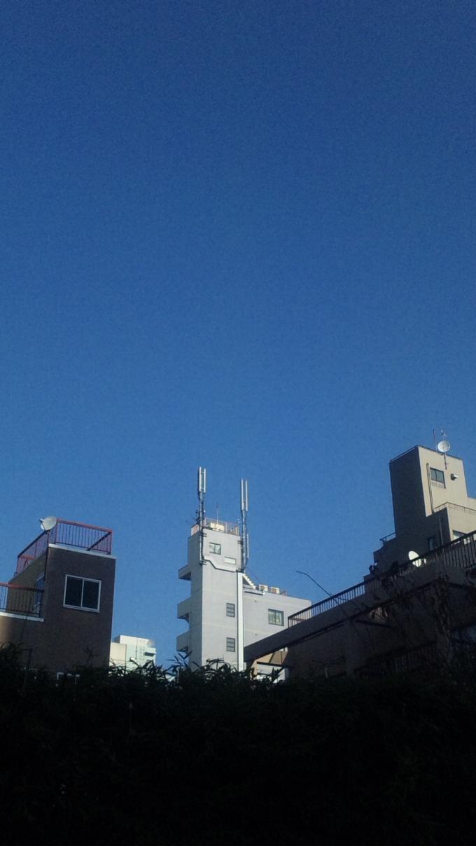 BLUE SKY_20101224