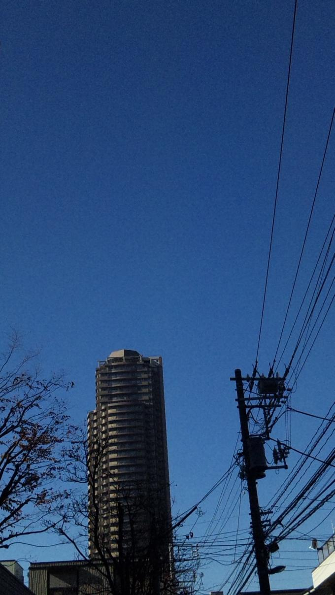 BLUE SKY_20101225